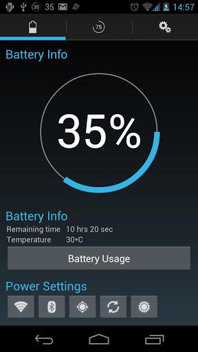 battery widget 4