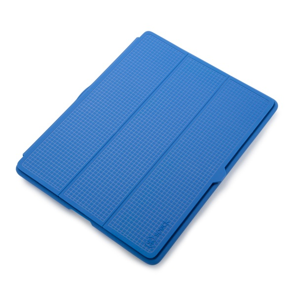 IPad 2 Pixel Skin HD Cobalt Photo1