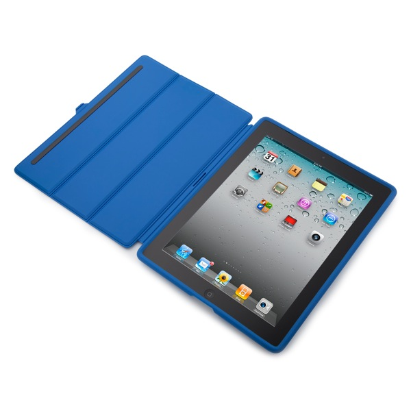 IPad 2 Pixel Skin HD Cobalt Photo2