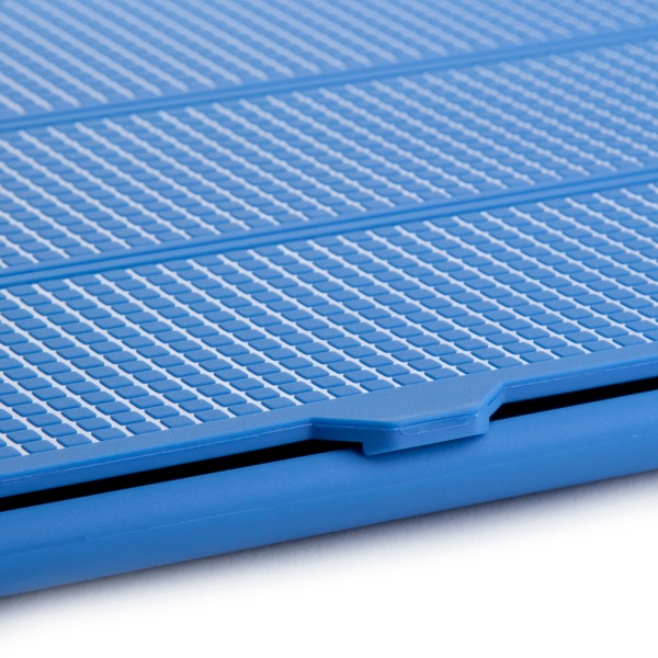IPad 2 Pixel Skin HD Cobalt Photo detail003
