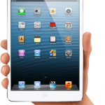 iPad mini finally announced. Smaller… yet larger than Nexus 7