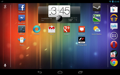 [Updated] Jellybean 4.1.2 rollout to Nexus 7 begins
