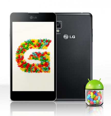 LG Jelly Bean update schedule released