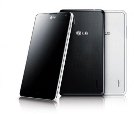 LG Optimus G previewed on YouTube