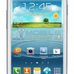Samsung Galaxy SIII Mini specs and pic leak!