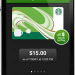 Starbucks iOS app adds Passbook support – in the US