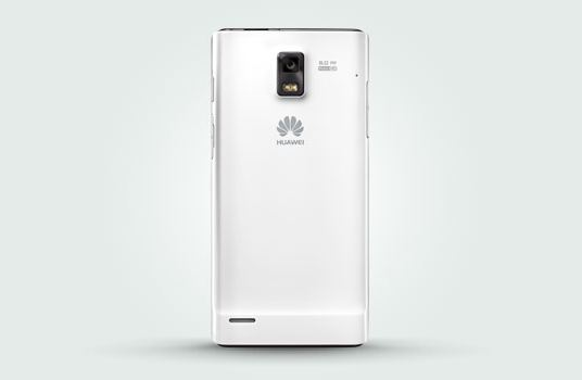 Huawei P1 in white to be exclusive to Phones 4u
