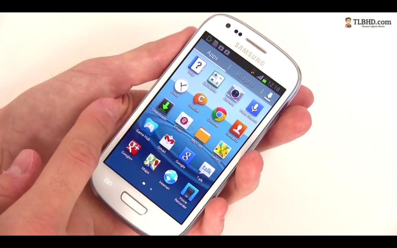 Samsung Galaxy s3 Mini Camera Samsung Galaxy s3 Mini Gets a