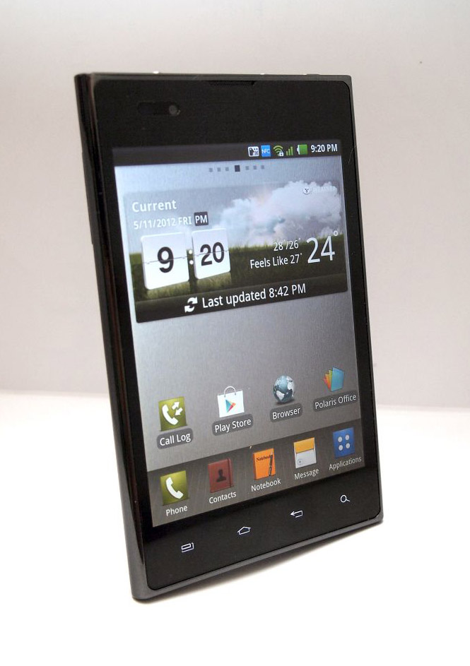 LG Optimus VU now in stock at Expansys