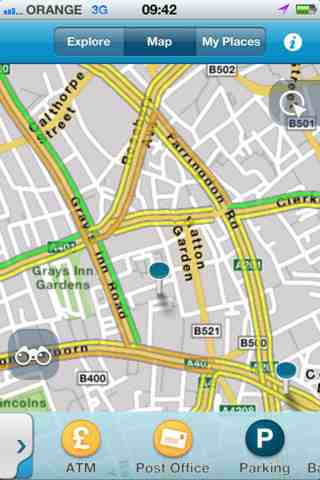 Are you an iPhone user looking for a mapping solution? M8 Your Local Mate might be for you