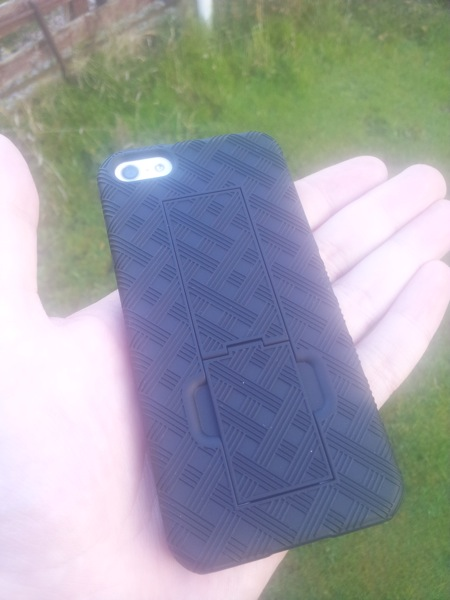 iPhone 5 Shell/Holster Combo