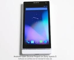 Sony Xperia S ASOP being taken over by Sony engineers