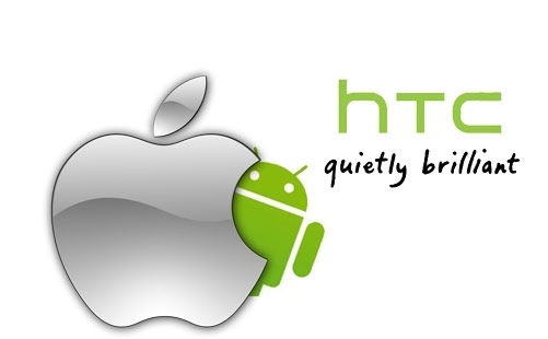 Apple and HTC reach a settlement