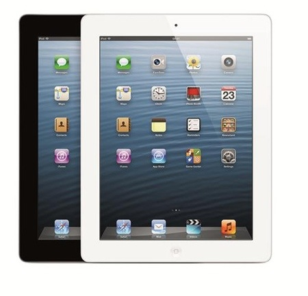 Three now offering iPad with Retina Wifi + Cellular