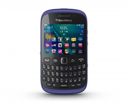 Vodafone offering Freebees and exclusive colour options on BlackBerry Curves