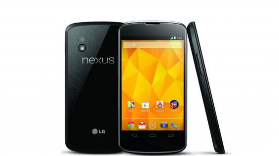 Update: Nexus 4 available to purchase once again   Now in UK!
