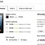 New iPad with Retina Display now available at Vodafone UK