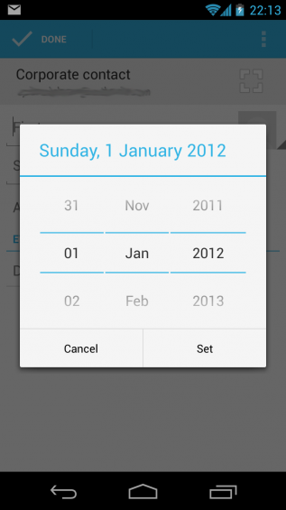 Google cancels December for Android 4.2 users