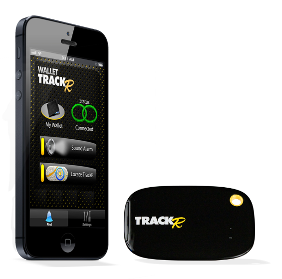 Wallet TrackR now available for pre order