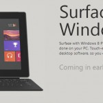 Surface with Windows 8 Pro – Pricing revealed