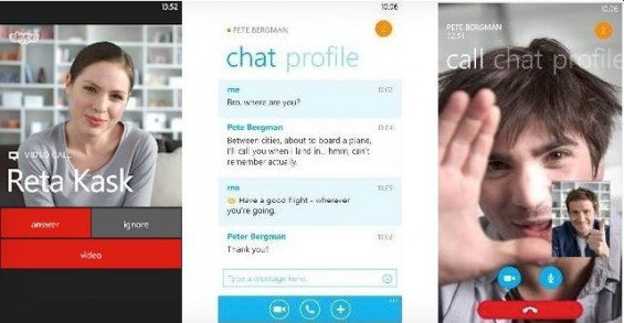 Windows Phone 8 gets Skype