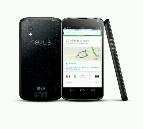 Nexus 4 coming to Three