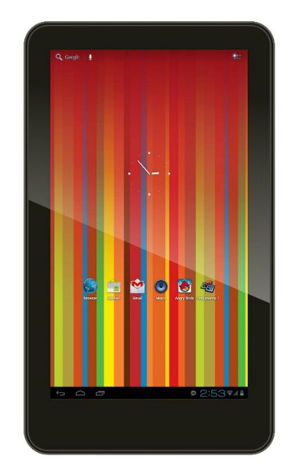 Gemini Devices have announced a high quality entry level 7inch Tablet PC in time for Christmas