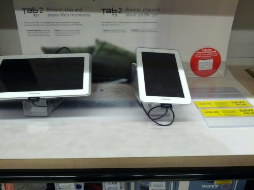 Samsung Galaxy Tab going cheap at Tesco