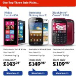 "Phones 4U are getting in on the ""Black Friday"" action"