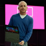 "Microsoft Surface sales ""modest"" as Steven Sinofsky leaves"