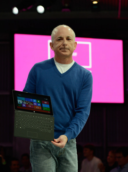 Microsoft Surface sales modest as Steven Sinofsky leaves