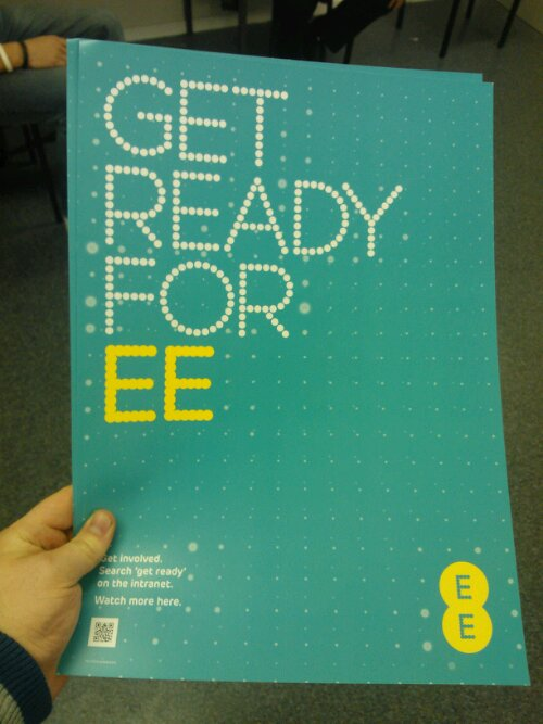 EE 4G SIM only now due to arrive withing the next two weeks