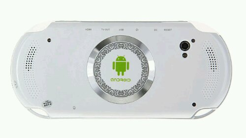 Cheap Android games console looks rather interesting..