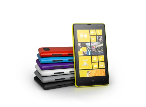 Nokia Lumia 820 SIM free available soon