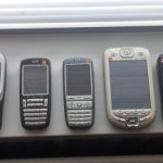 Old Handsets…..How many do you have?