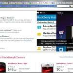 Rogers: RIM touchscreen preorders now up