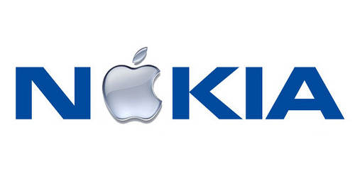 Apple stocks fall in wake of Nokia deal in China.
