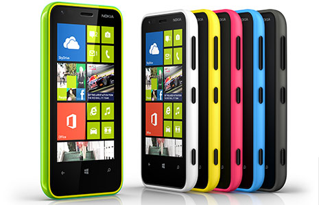 Nokia Announce the Lumia 620