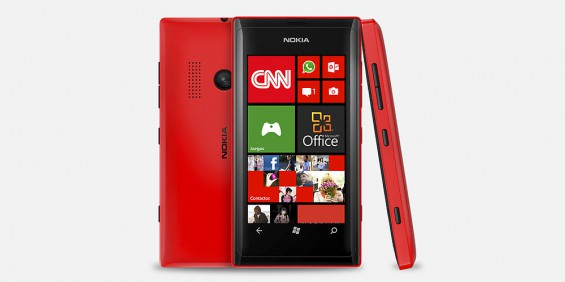 Nokia Lumia 505 announced