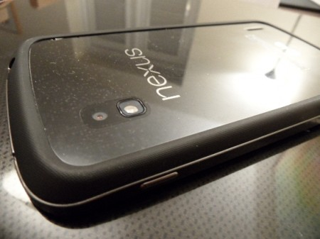 LG Nexus 4 official bumper case   Review