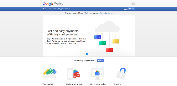 Google Wallet coming to the UK? [UPDATE]