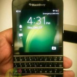 More BlackBerry Z10 images leak