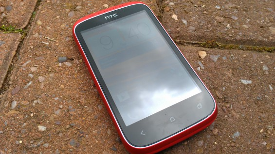 HTC Desire C price dip, possible gift material
