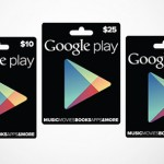 Google Play UK gift cards incoming?