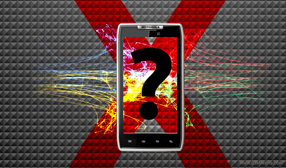 Google and Motorola working on X Phone?