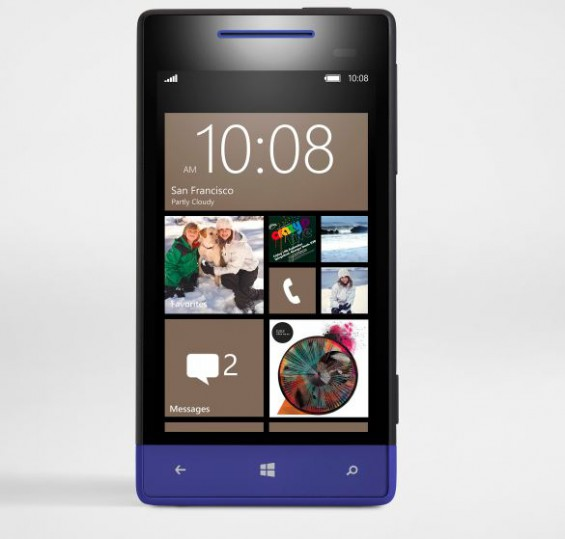 Windows Phone 8S by HTC arrives at last   Now on Three