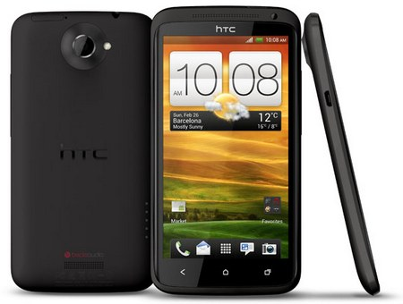 EE HTC One X gets Jelly Bean