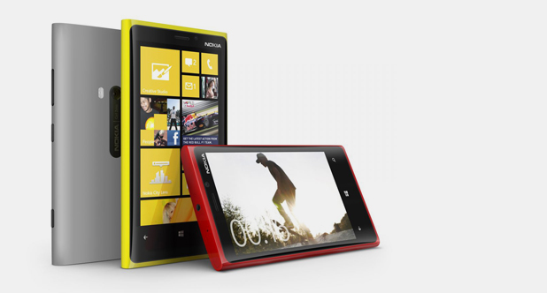 Lumia 920 coming to Vodafone