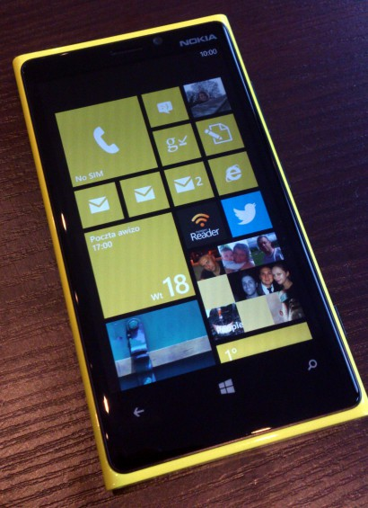Nokia Lumia 920 and the tale of déjà vu