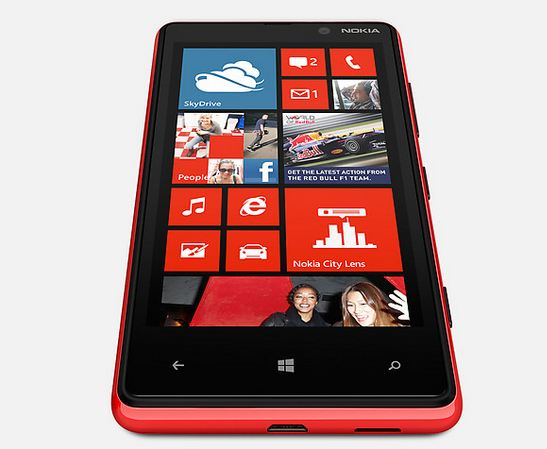 Lumia 820   Now available unlocked